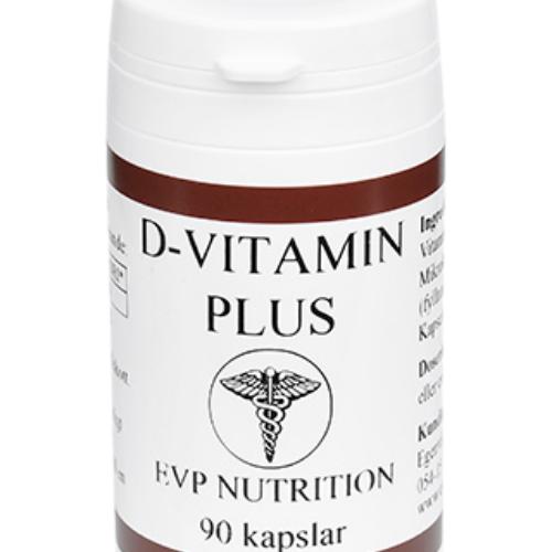 D-vitamin Plus